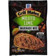 Grill Mates Mojito Lime Marinade, 1.06 Ounce -- 12 per case.