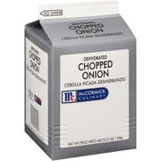McCormick Culinary Chopped Onions, 3 lbs. -- 6 per case