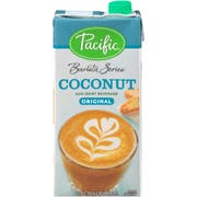 Pacific Barista Series Original Coconut Non Dairy Beverage, 32 Fluid Ounce -- 12 per case.