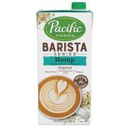 Pacific Foods Original Barista Series Hemp Beverage, 32 Ounce -- 12 per case