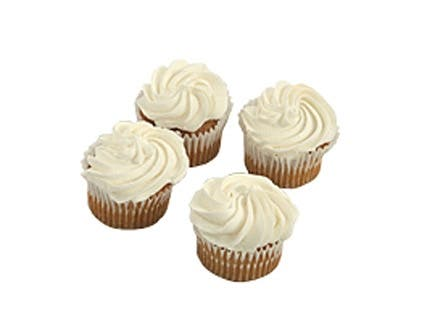 Rich Products Corporation Gluten-Free Yellow Cupcake, 8 Ounce -- 12 per case.