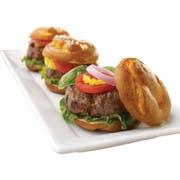 J and J Snack Gourmet Pretzel Roll, 1 Ounce -- 160 per case.