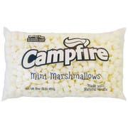 Campfire Mini Natural Vanilla Marshmallow, 1 Pound -- 12 per case