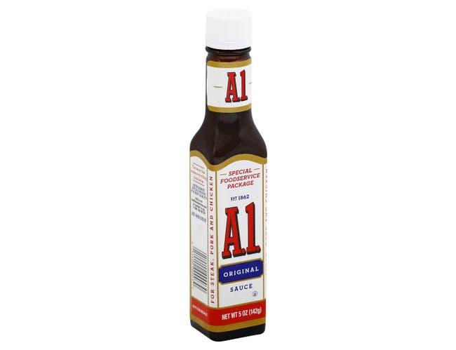 A1 Steak Sauce Food Service, 5 Ounce -- 24 Per Case