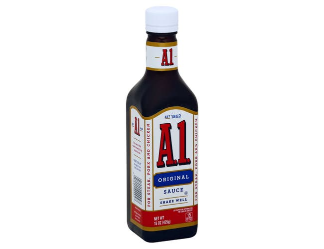 A1 Steak Sauce,15 Ounce --12 Per Case