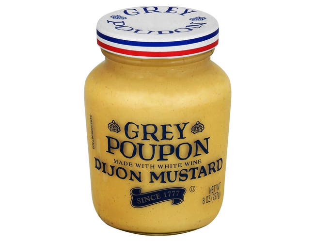 Grey Poupon Classic Mustard 12 Case 8 Ounce