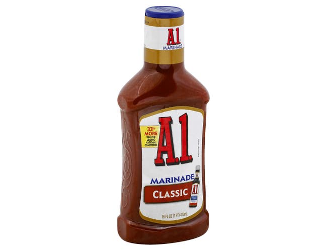 A.1. Steakhouse Classic Marinade, 16 Ounce -- 6 per case