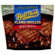 Ball Park Beef Patty, 16.2 Ounce -- 4 per case.