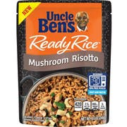 Uncle Bens Ready Rice Mushroom Risotto, 8.5 Ounce -- 8 per case