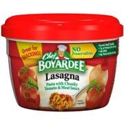 Chef Boyardee Lasagna and Beef Entree, 7.5 Ounce -- 12 per case