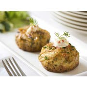 Phillips Seafood Chesapeake Crab Cake, 3.25 ounce -- 12 per case