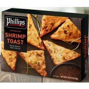 Phillips Shrimp Toast, 9.25 Ounce -- 12 per case