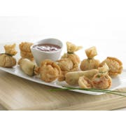 Phillips Seafood Fried Dim Sum Assortment -- 72 per case