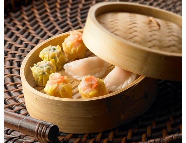 Phillips Seafood Steamed Dim Sum Assortment -- 72 per case