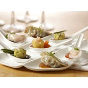 Phillips Seafood Steamed Dim Sum Assortment -- 72 per case