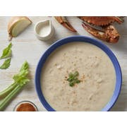 Phillips Seafood Cream of Crab Soup, 4 pound bag -- 4 per case
