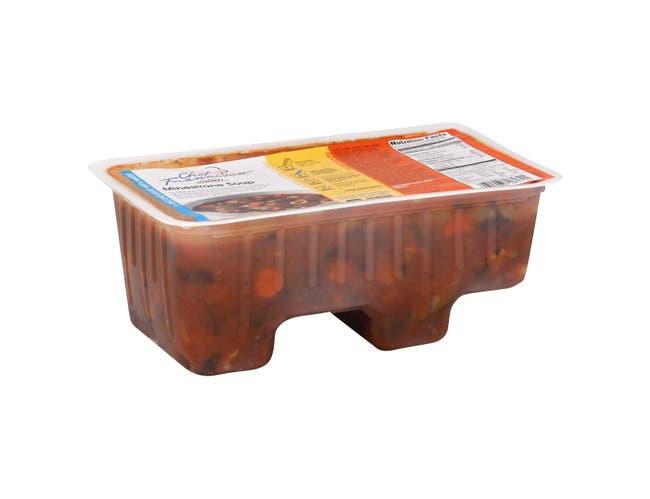Chef Francisco Minestrone - 4 lb. tub, 4 per case