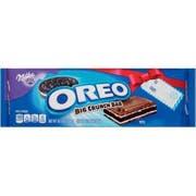 Milka Gifting Oreo Big Crunch Chocolate Candy Bar, 10.5 Ounce -- 12 per case