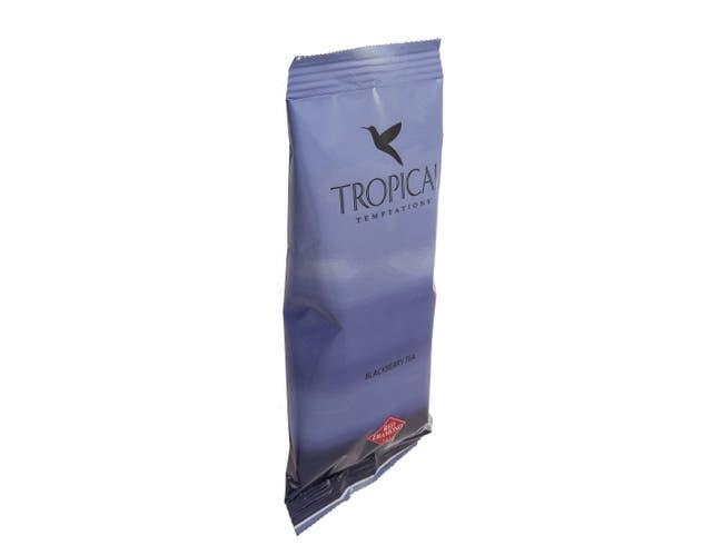 Red Diamond Tropical Temptations Blackberry Tea, 4 Ounce -- 30 per case.