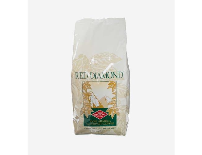 Red Diamond Decaf 100 Percent Arabica Gourmet Coffee, 5 Pound -- 2 per case.