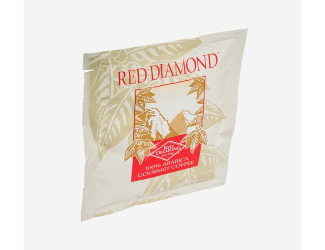 Red Diamond 100 Percent Arabica Coffee, 15 Pound -- 1 each.