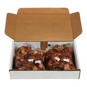 Farmland Smoked Barbecue Pork Bit Rib - Rack, 5 Pound -- 2 per case.
