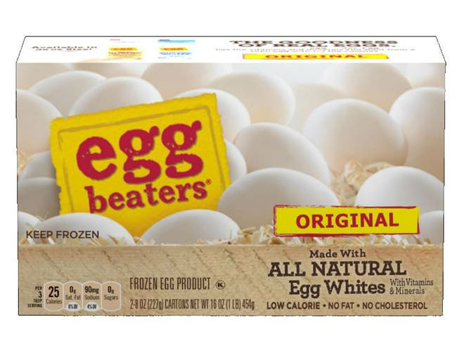 Conagra Egg Beaters Sleeve Egg, 8 Ounce -- 24 per case.