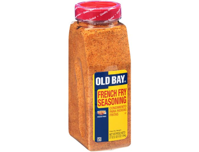 OLD BAY French Fry Seasoning, 37 oz. -- 6 per case
