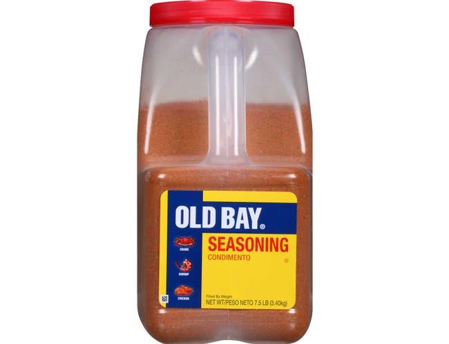 OLD BAY Seasoning, 7.5 lbs. -- 3 per case
