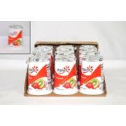 Yoplait Original Strawberry Kiwi Yogurt, 6 Ounce -- 12 per case.