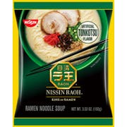Nissin Raoh Umami Tonkotsu Flavor Ramen Noodle Soup, 3.77 Ounce -- 6 per case