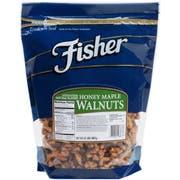 Fisher Honey Maple Walnut, 32 Ounce -- 3 per case.