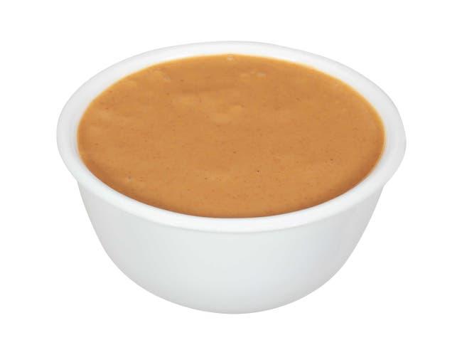 Fisher Natural Creamy Peanut Butter, 80 Ounce -- 3 per case.
