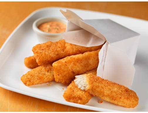 High Liner Whole Grain Potato Crunch Alaska Pollock Fish Fries, 20 Pound -- 1 each.