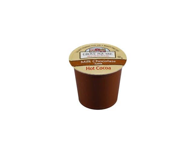 Grove Square Milk Chocolate Hot Cocoa Mix -- 96 per case.