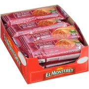 Ruiz El Monterey Spicy Red Hot Beef and Bean Burrito, 5 Ounce -- 24 per case.