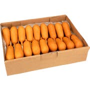 State Fair Classic Beef Corn Dog, 2.67 Ounce -- 36 per case.