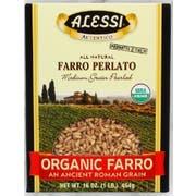 Alessi Organic Perlato Farro, 16 Ounce -- 6 per case