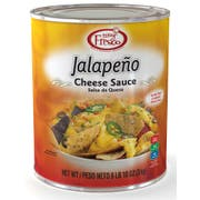 Muy Fresco Jalapeno Trans Fat Free Cheese Sauce, 6.875 Pound -- 4 per case.