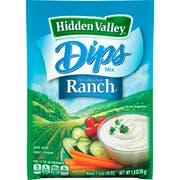 Clorox Hidden Valley Original Ranch Dressing Mix, 1 Ounce -- 24 per case.