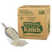 Dressing Hidden Valley Original Ranch Bag In Box 20 pound Makes 100 Gallon