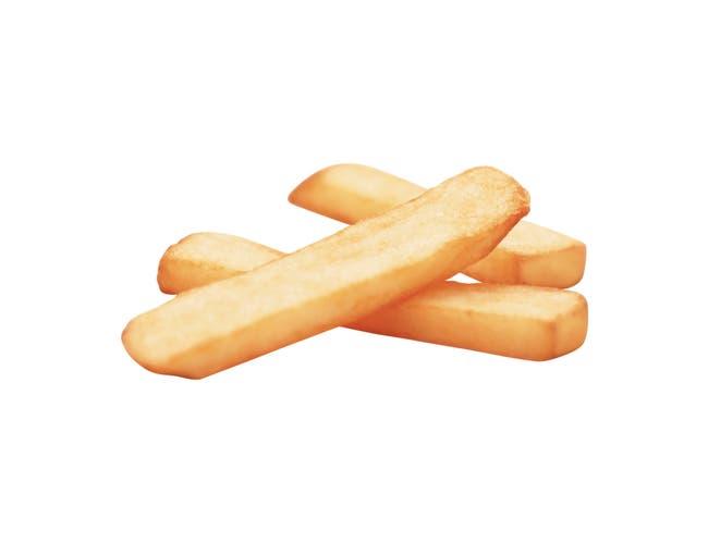 Simplot Blue Ribbon Steak Cut Potato Fries, 5 Pound -- 6 per case.