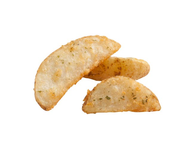 Simplot Seasonedcrisp Sour Cream and Chive 10 Cut Wedge French Fry, 5 Pound -- 6 per case.