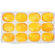 Dole Individual Quick Frozen Halves Mango -- 24 per case.