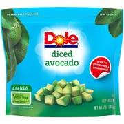 Dole Diced Avocado, 12 Ounce -- 8 per case