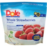 Dole Whole Strawberries, 16 Ounce -- 8 per case.