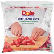 Dole Sliced Strawberry, 5 Pound -- 2 per case.