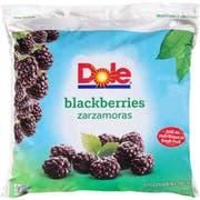 Dole Whole Individual Quick Frozen Blackberry Fruit, 5 Pound -- 2 per case.