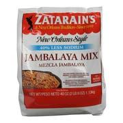 Zatarain`s Reduced Sodium Jambalaya Mix, 40 oz. -- 6 per case