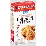 Zatarains New Orleans Style Hot and Spicy Chicken Fry Mix, 9 Ounce -- 8 per case